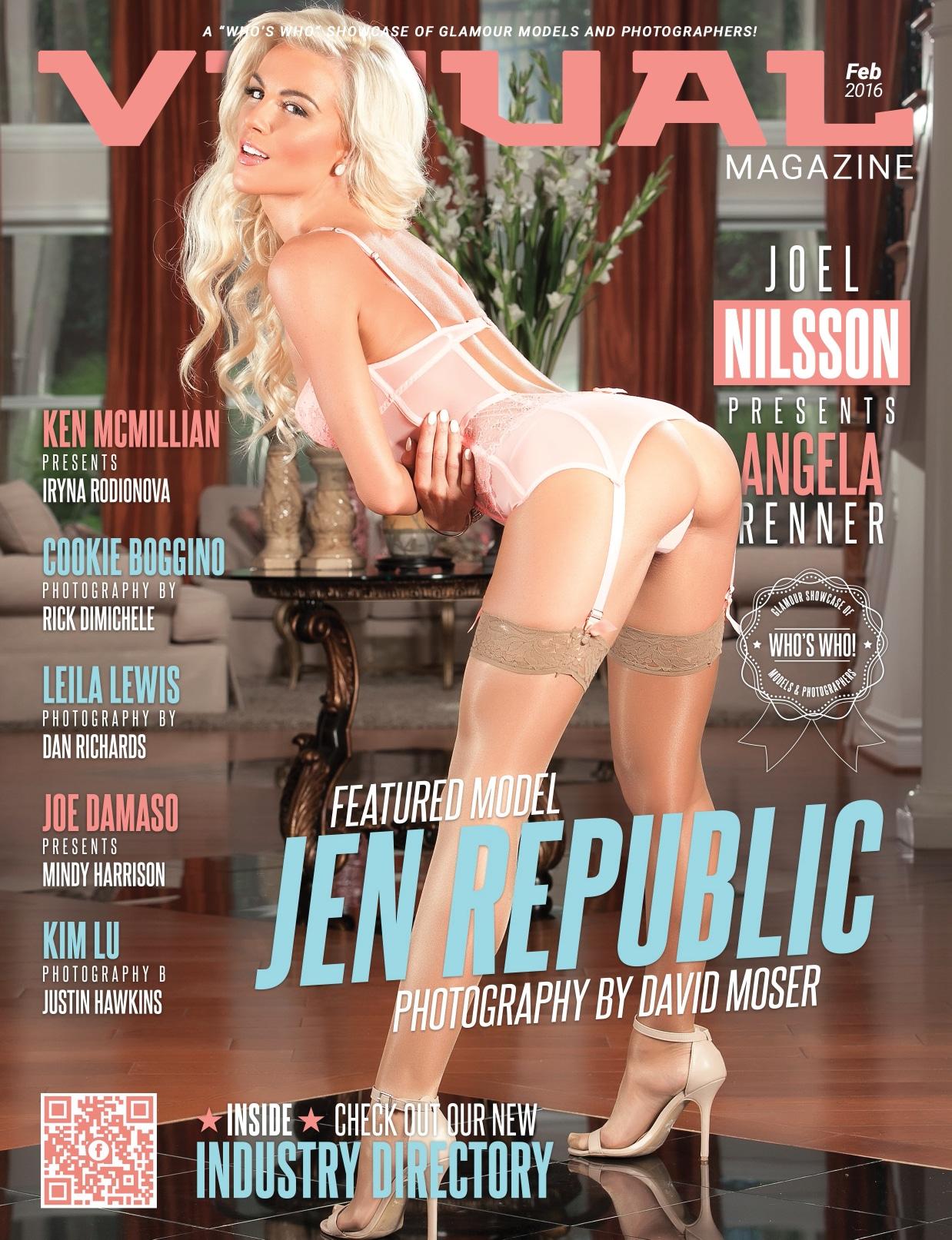 Vizual Magazine Vol 13 - February 2016 1