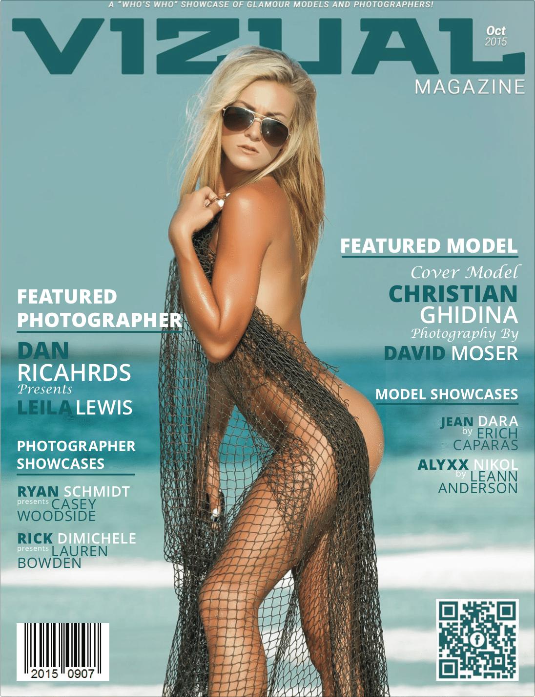 Vizual Magazine Vol 9 - October 2015 1