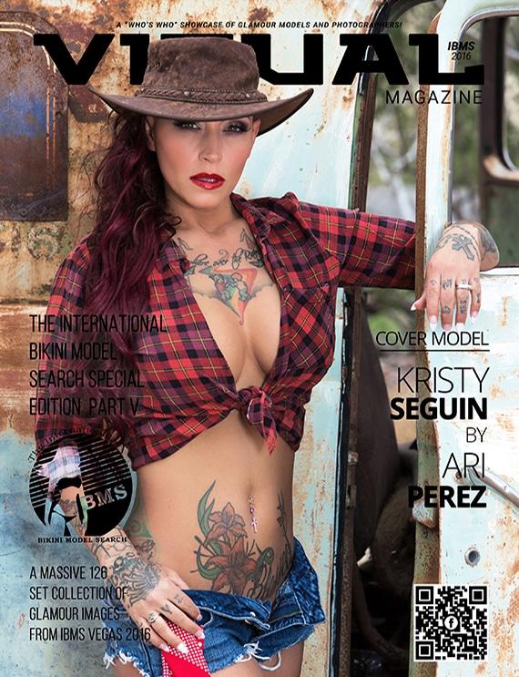 Vizual Magazine IBMS Vegas Part V 8