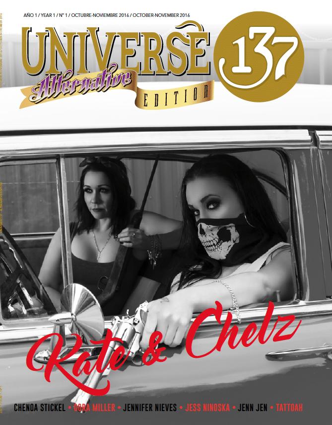 Universe 137 Alternative Edition - Oct - Nov 1