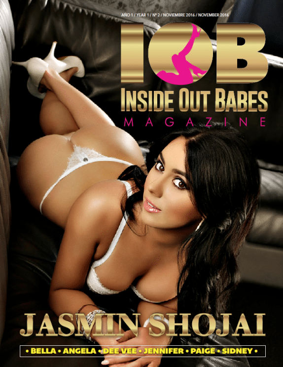 IOB (Inside Out Babes) Magazine 2