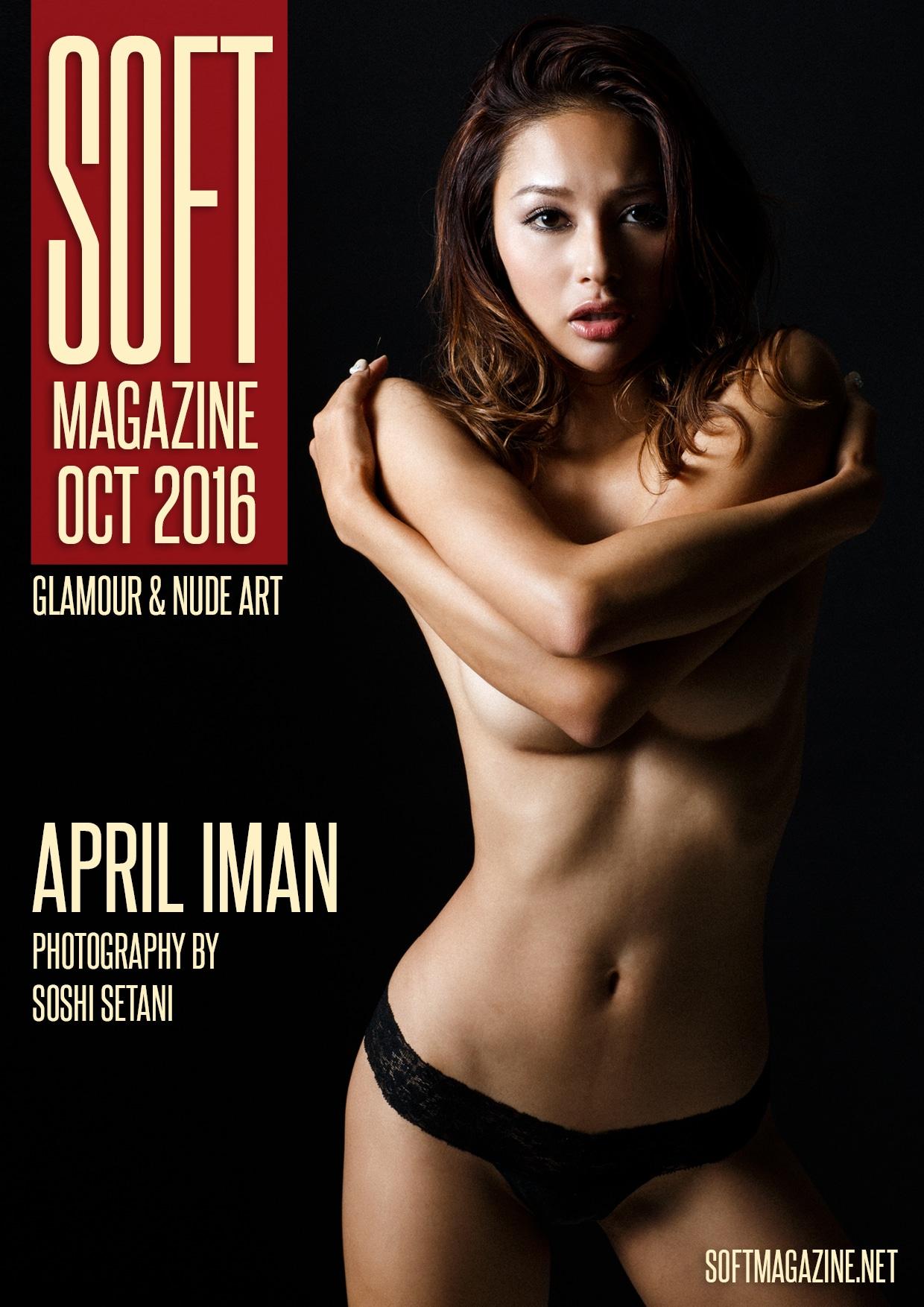 Soft Magazine - October 2016 - April Iman 1