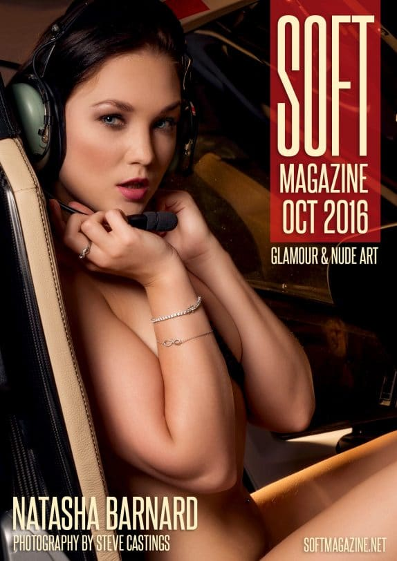 Soft Magazine – October 2016 – Natasha Barnard