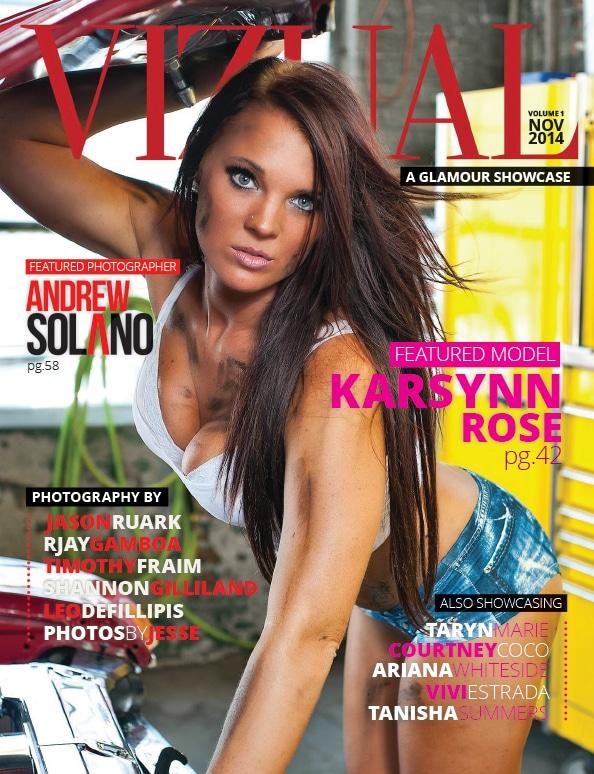 Vizual Magazine Vol 1 - November 2014 1