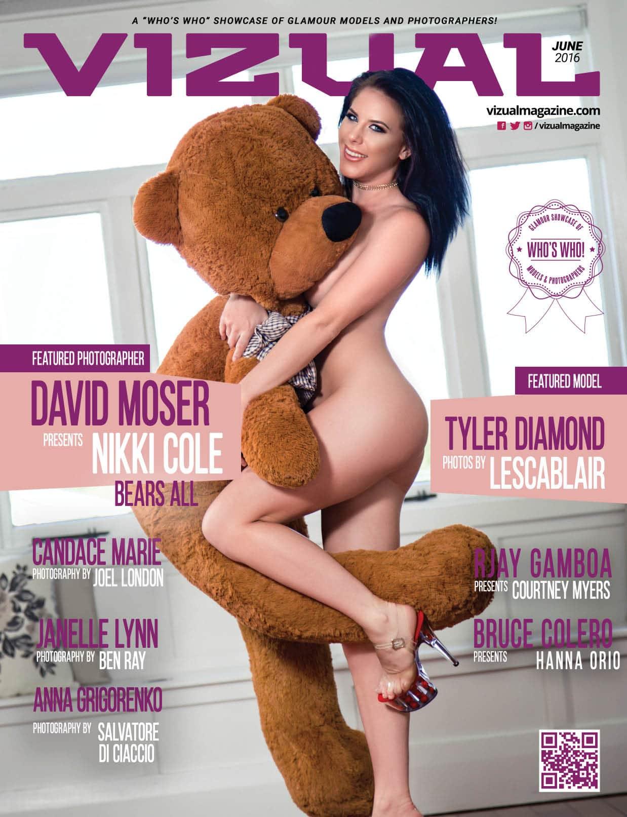 Vizual Magazine Vol 17 - June 2016 1