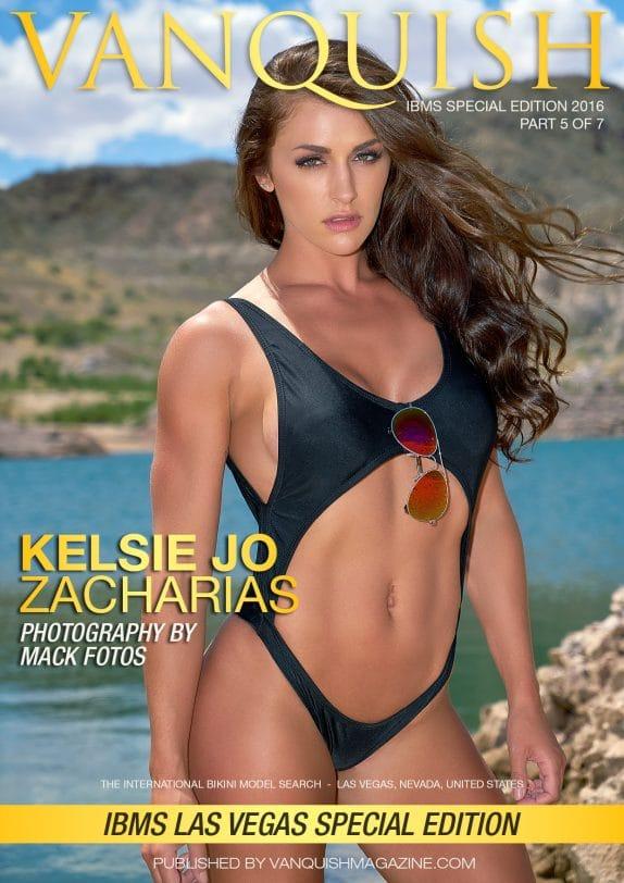 Vanquish Magazine – Ibms Las Vegas Part 5 – Kelsie Jo