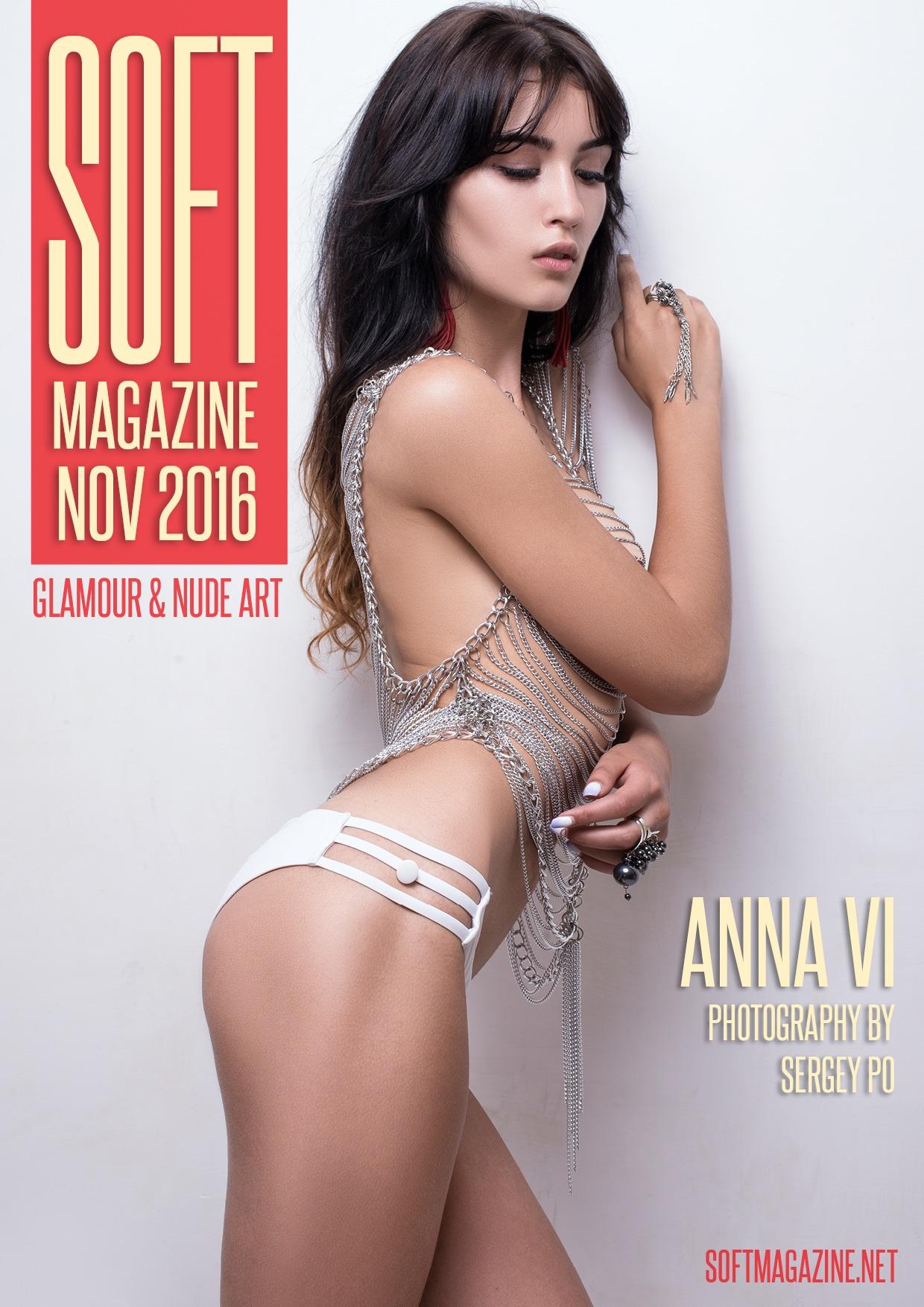 Soft Magazine – November 2016 – Anna Vi