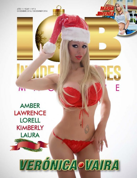 IOB (Inside Out Babes) Magazine - December 2016 7