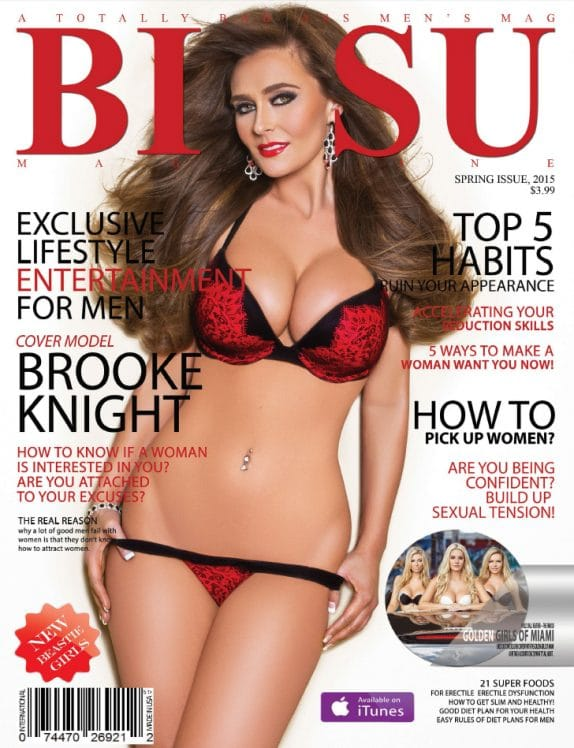 Bizsu Magazine - Spring 2015 - Brooke Knight 1