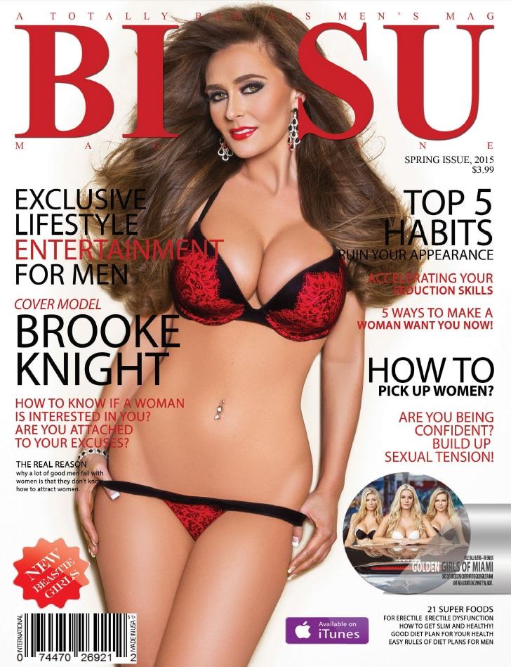 Bizsu Magazine - Spring 2015 - Brooke Knight 1