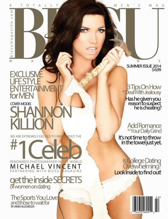Bizsu Magazine – Summer 2014 – Shannon Killion