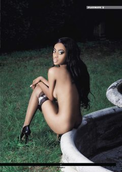 Playboy South Africa – May 2011