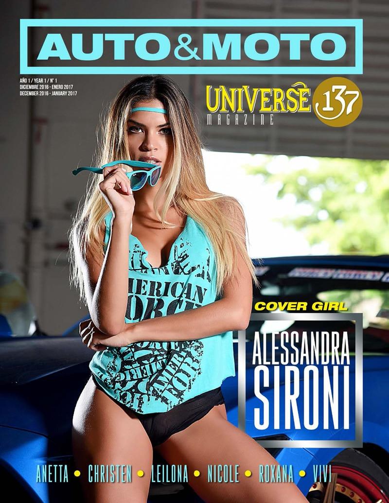 Auto & Moto - Universe 137 Magazine 1