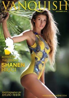 Vanquish Magazine – December 2016 – Shanen Ricci