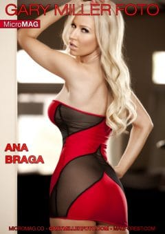 Gary Miller Foto Micromag – Ana Braga – Issue 1