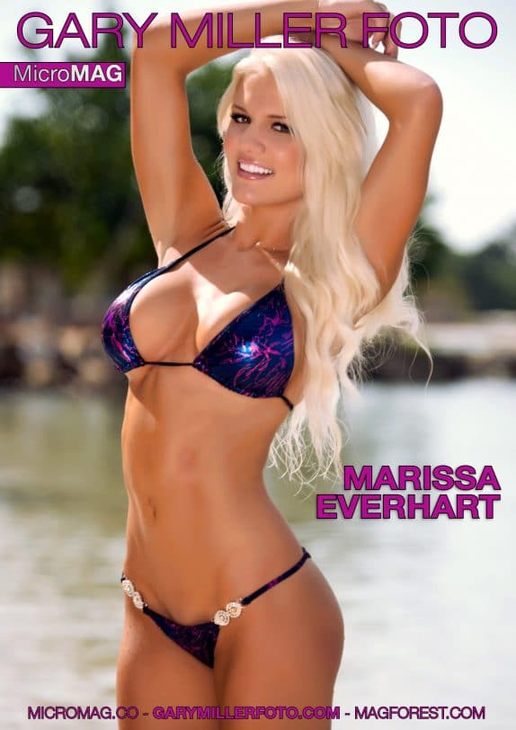 Gary Miller Foto Micromag – Marissa Everhart – Issue 1