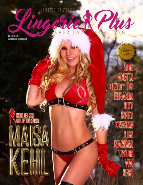 Lingerie Plus - Universe 137 Magazine 3