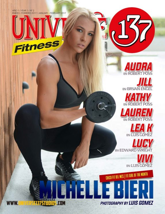 Universe 137 Magazine - Fitness Edition - January 2017 2
