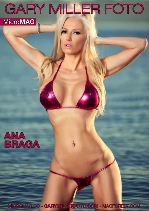 Gary Miller Foto Micromag – Ana Braga – Issue 3