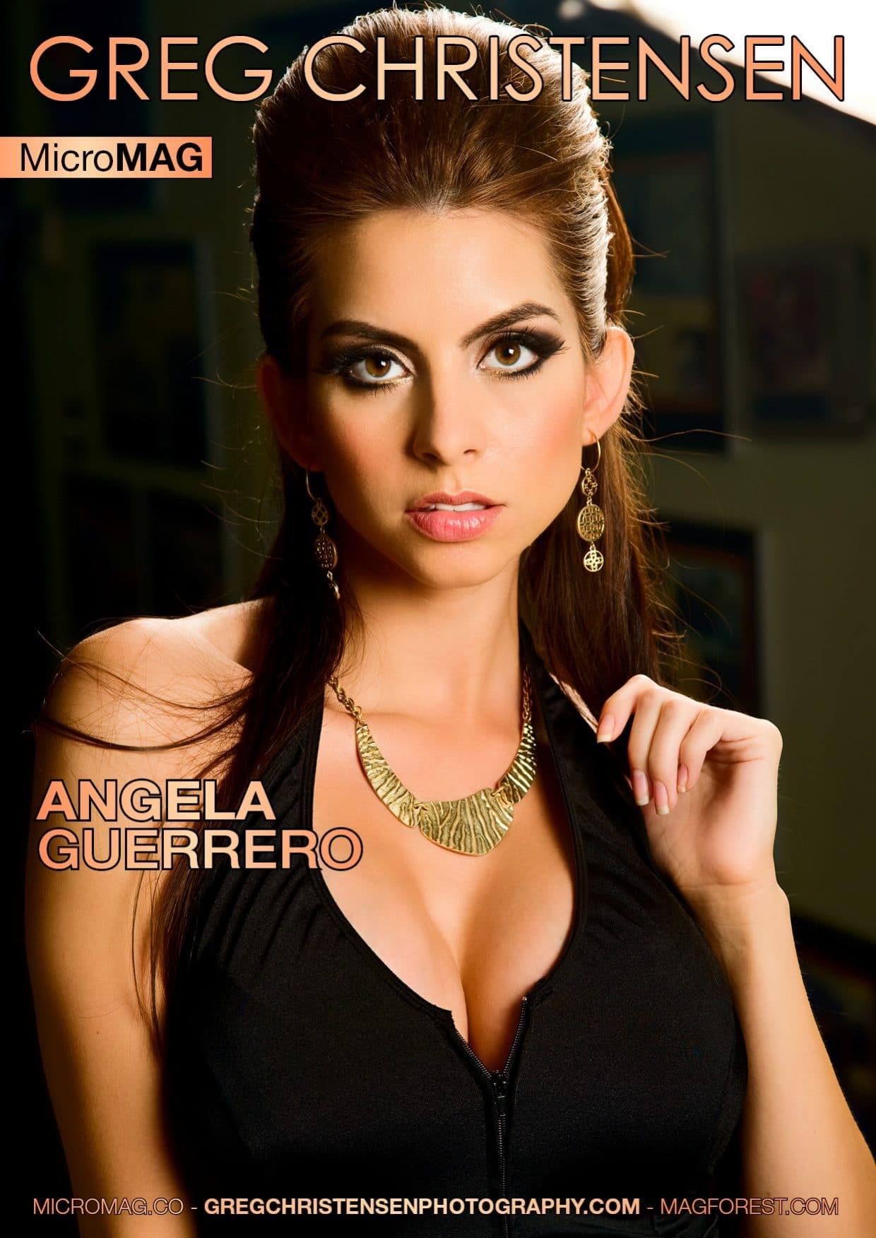 Greg Christensen MicroMAG – Angela Guerrero