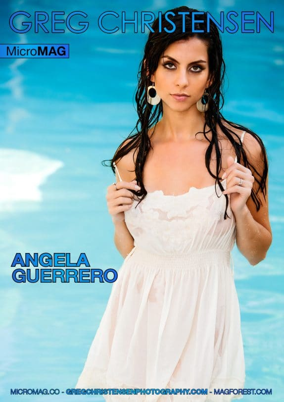 Greg Christensen MicroMAG – Angela Guerrero – Pool