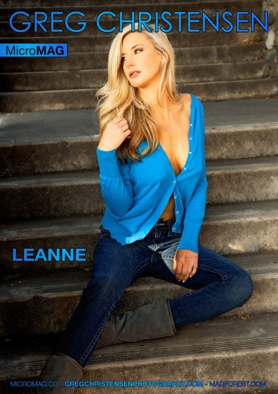 Greg Christensen MicroMAG – Leanne – Issue 2
