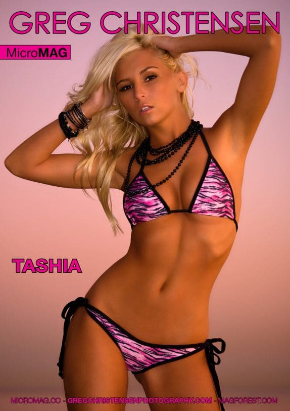 Greg Christensen Micromag – Tashia – Issue 4
