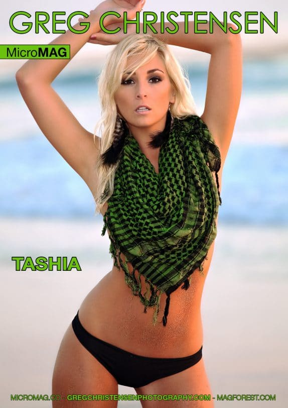 Greg Christensen Micromag – Tashia – Issue 3