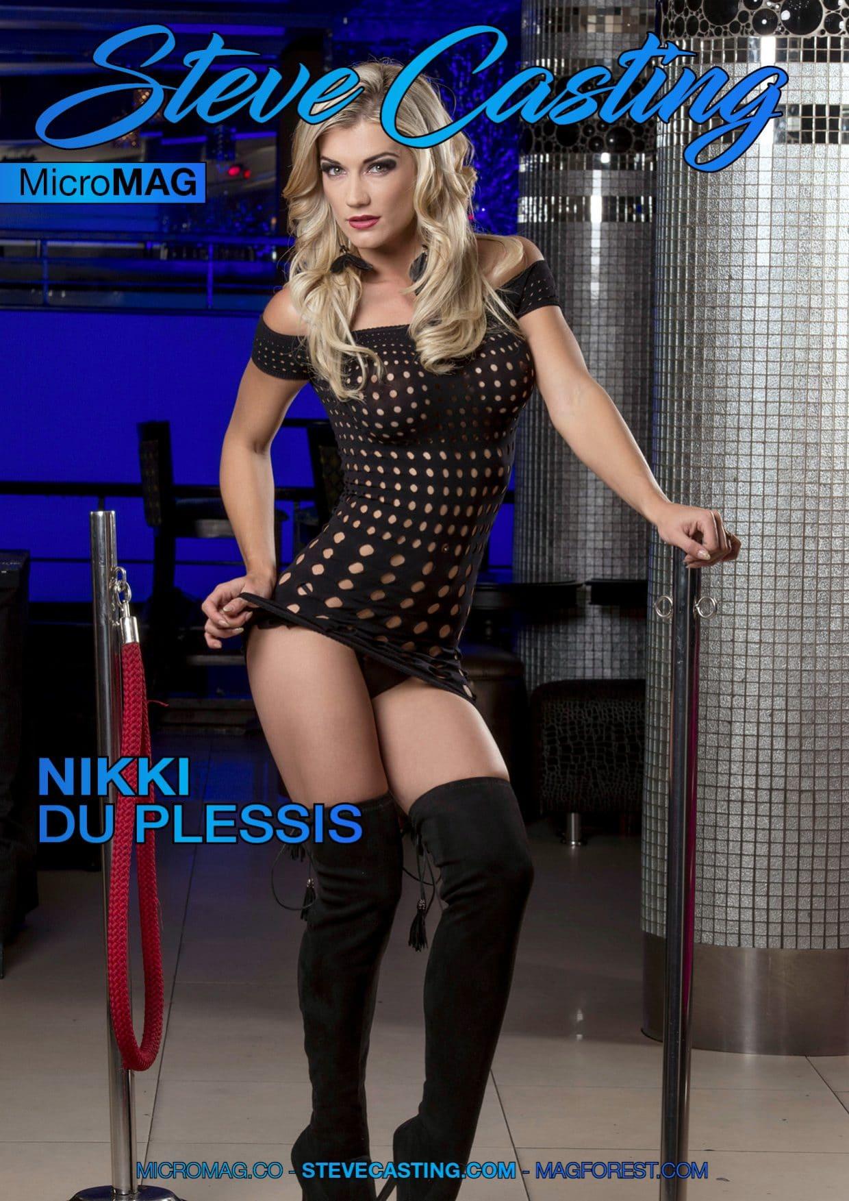 Steve Casting MicroMAG - Nikki Du Plessis 1