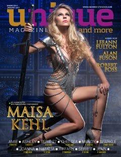 Unique Magazine – January 2017