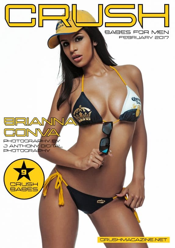 Crush Magazine - February 2017 - Brianna Gonva 8