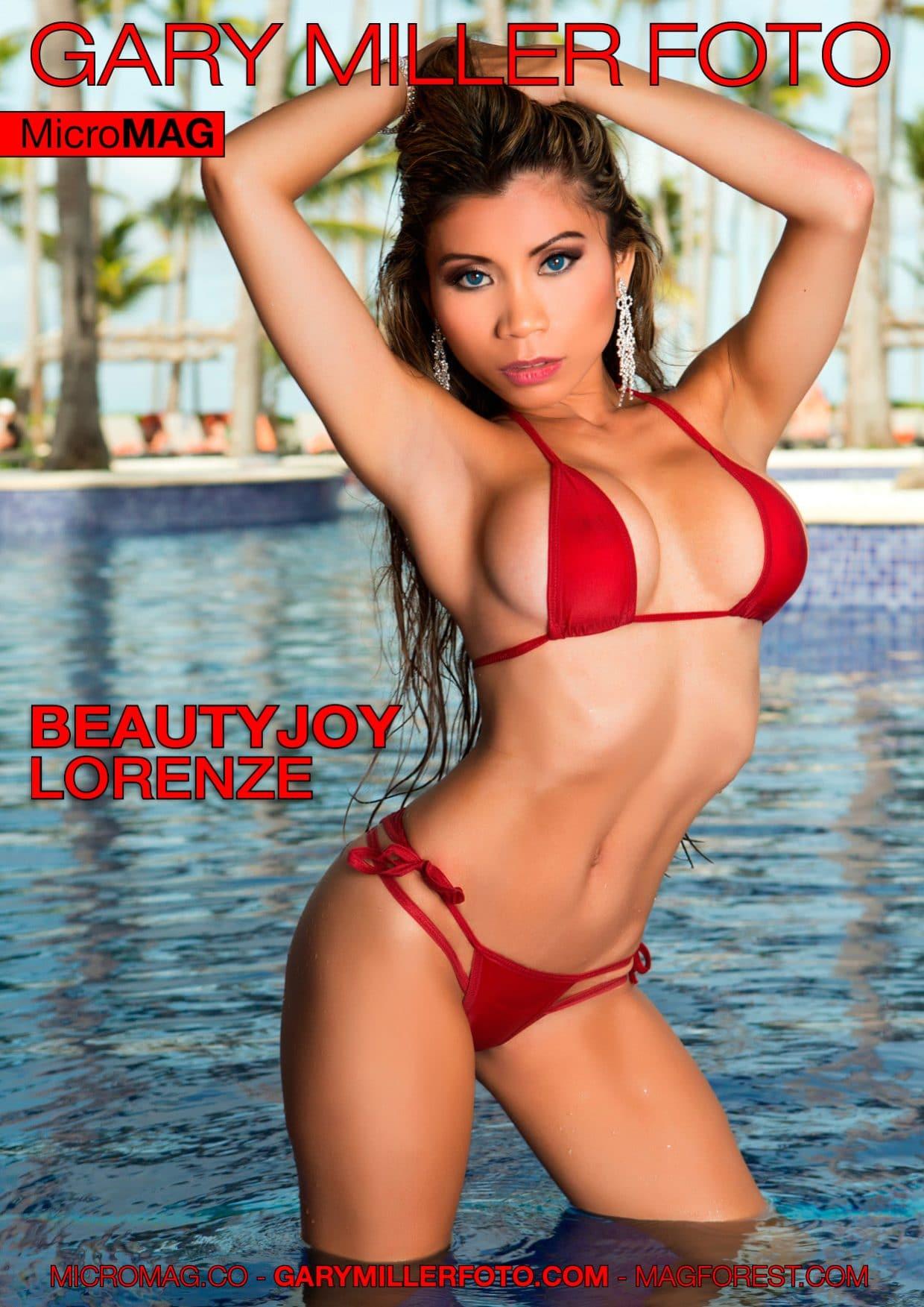 Gary Miller Foto MicroMag - Beautyjoy Lorenze 1