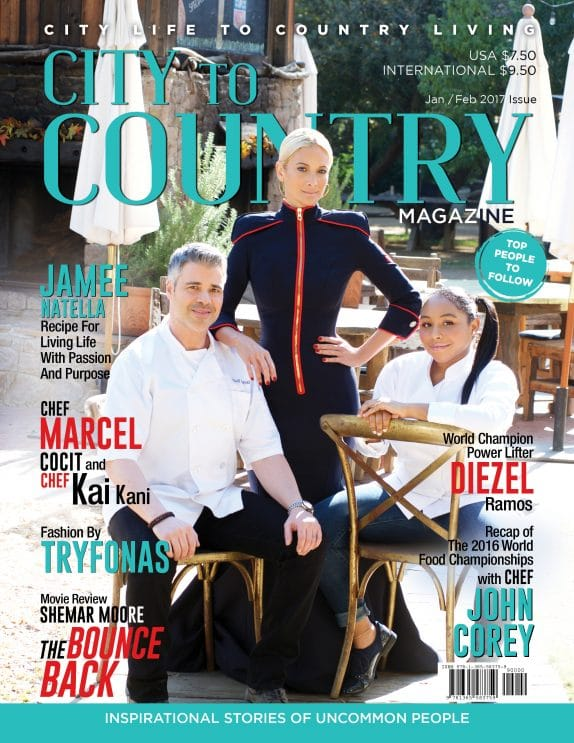 City To Country Magazine - Jan/Feb 2017 1