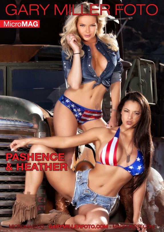 Gary Miller Foto MicroMAG - Pashence & Heather 10