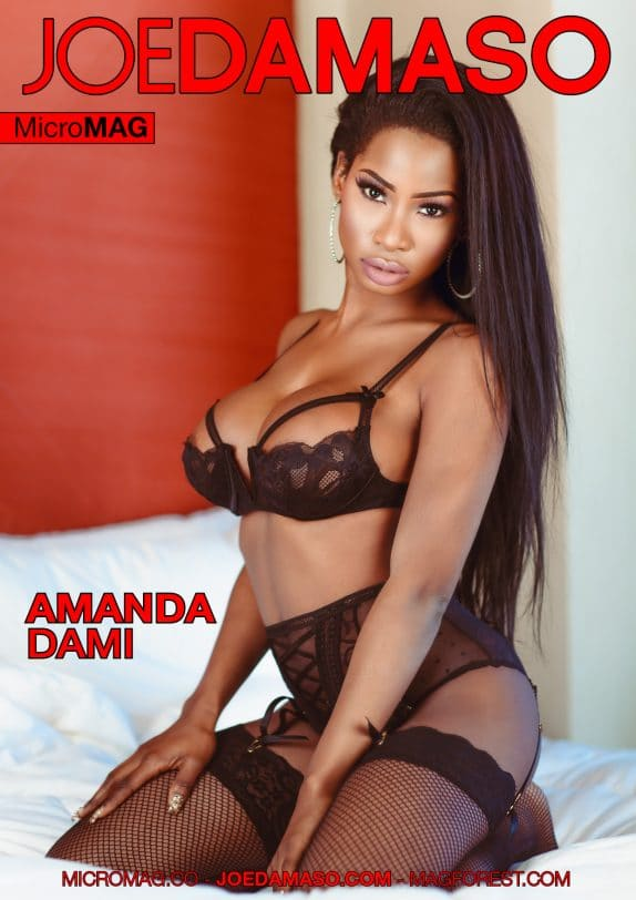 Joe Damaso Micromag – Amanda Dami – Issue 2