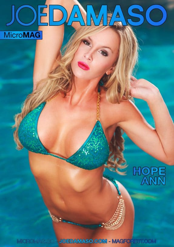 Joe Damaso Micromag – Hope Ann