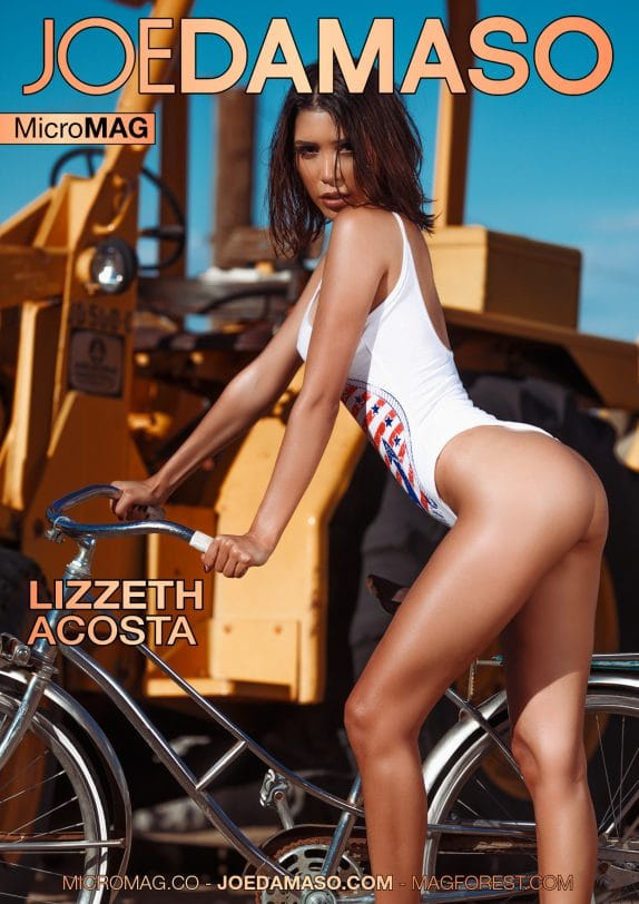 Joe Damaso Micromag – Lizzeth Acosta
