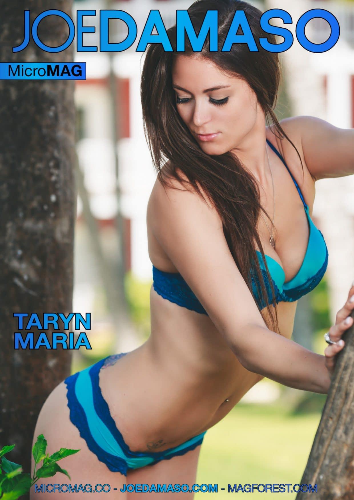 Joe Damaso MicroMag - Taryn Maria 1