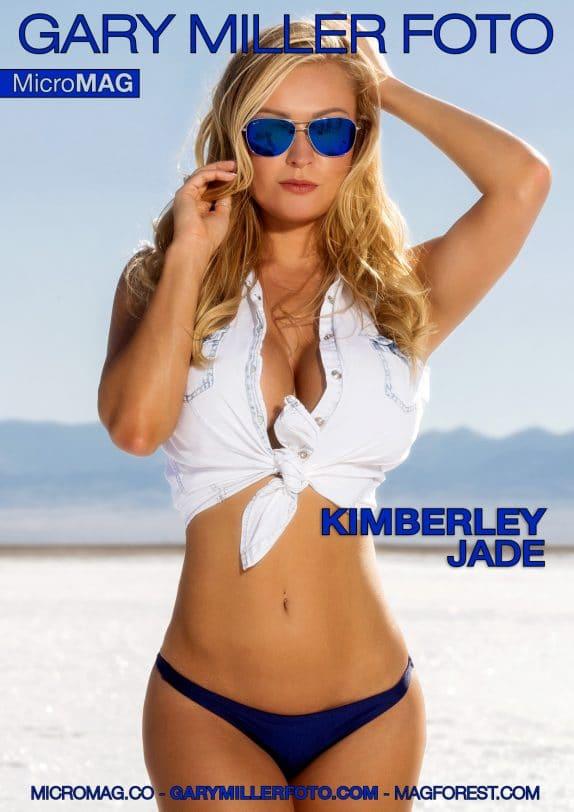 Gary Miller Foto Micromag – Kimberley Jade – Issue 4