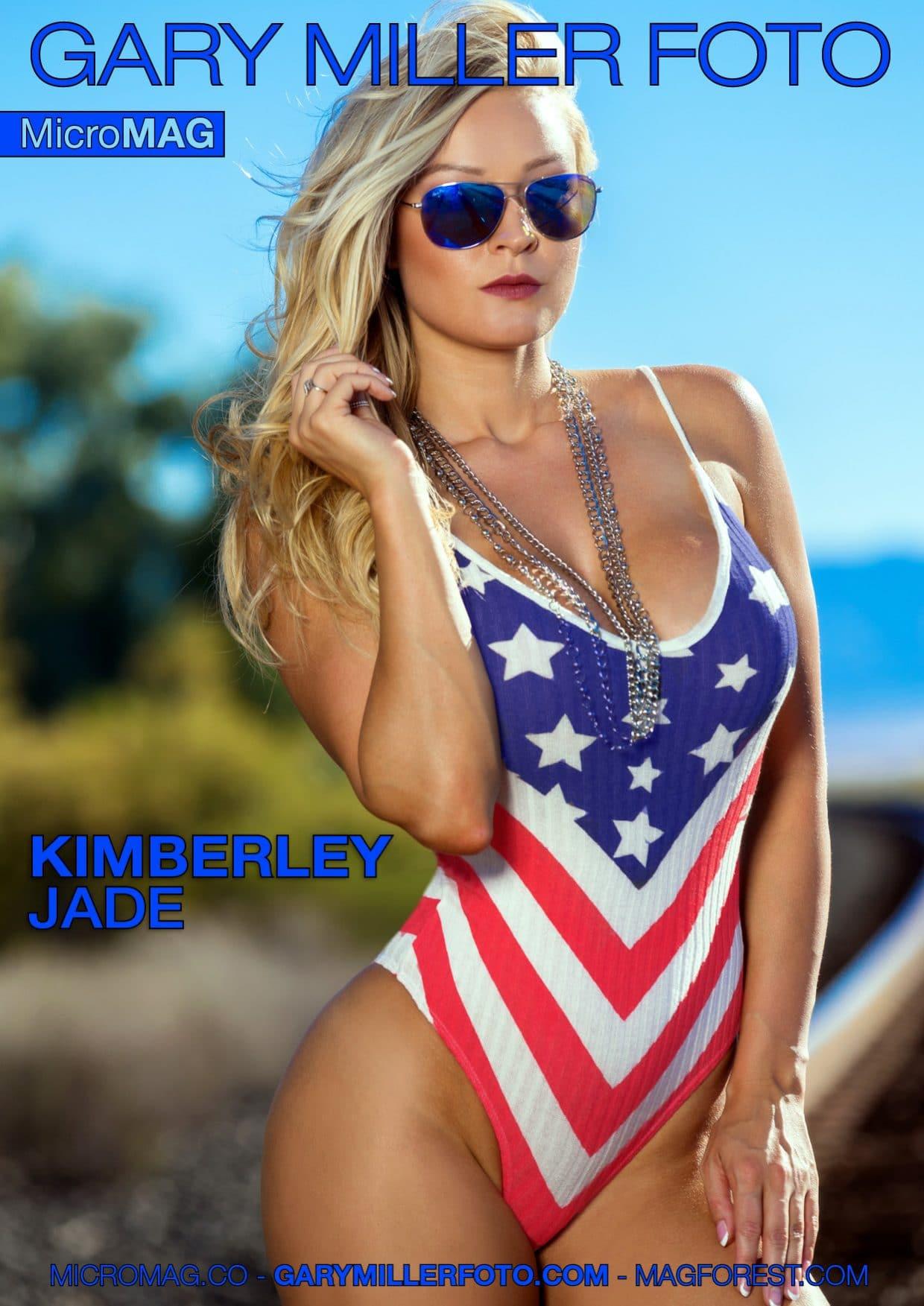Gary Miller Foto MicroMag - Kimberley Jade 1