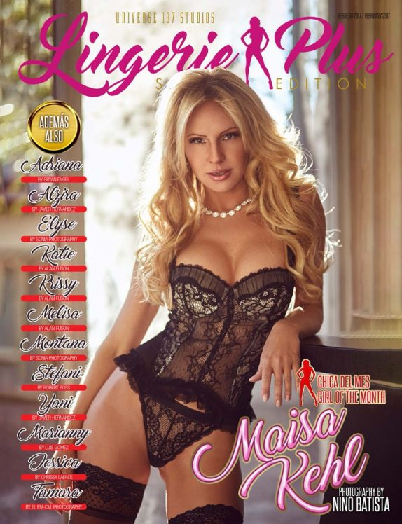 Lingerie Plus - February 2017 3
