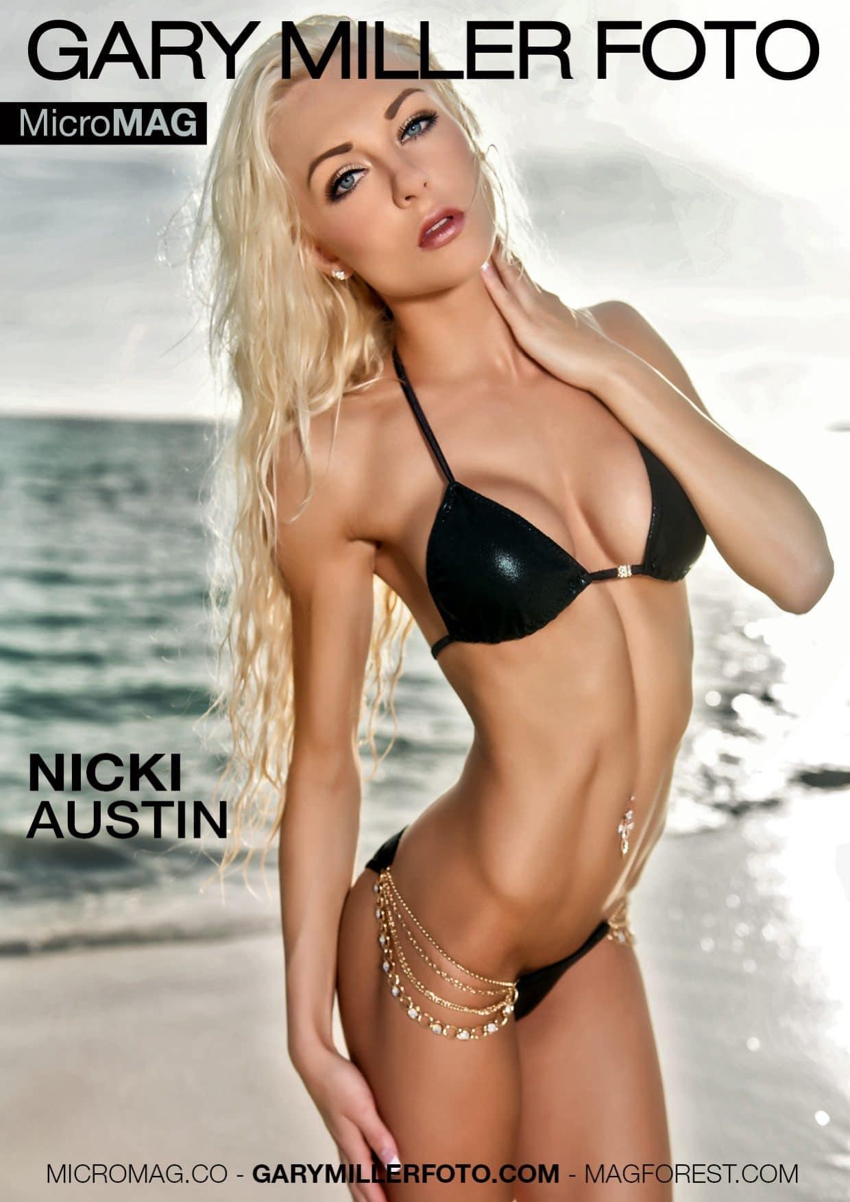Gary Miller Foto MicroMag - Nicki Austin 1