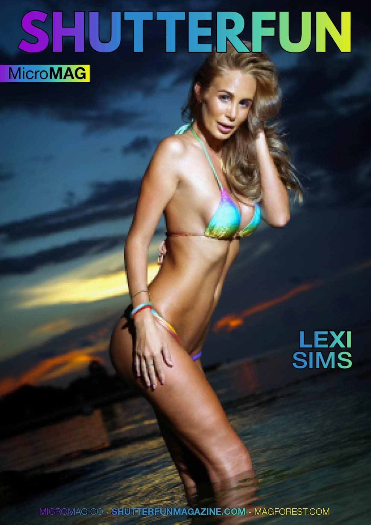 Shutter Fun Micromag – Lexi Sims