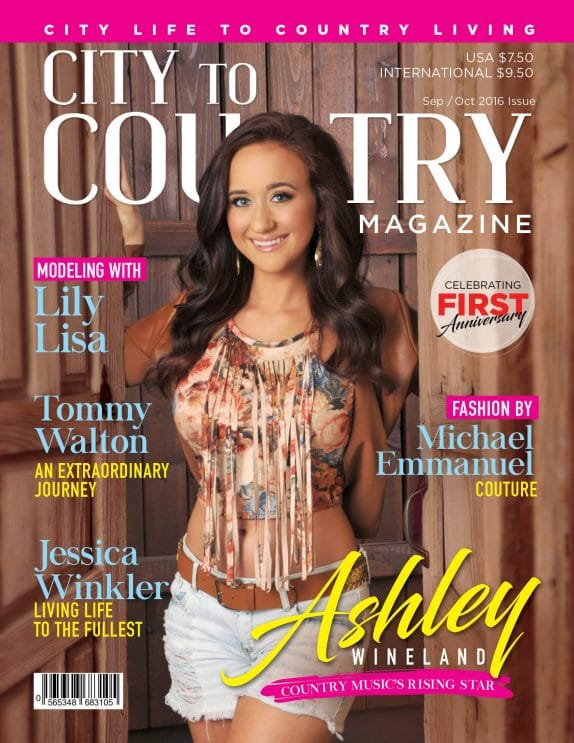 City To Country Magazine - Sept/Oct 2016 1