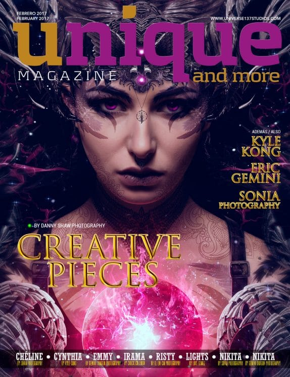 Unique Magazine – February 2017