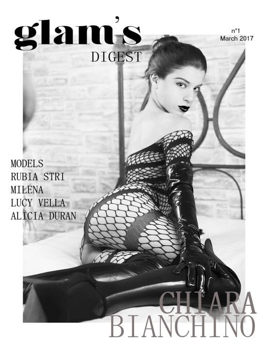 Glam's Digest - March 2017 1