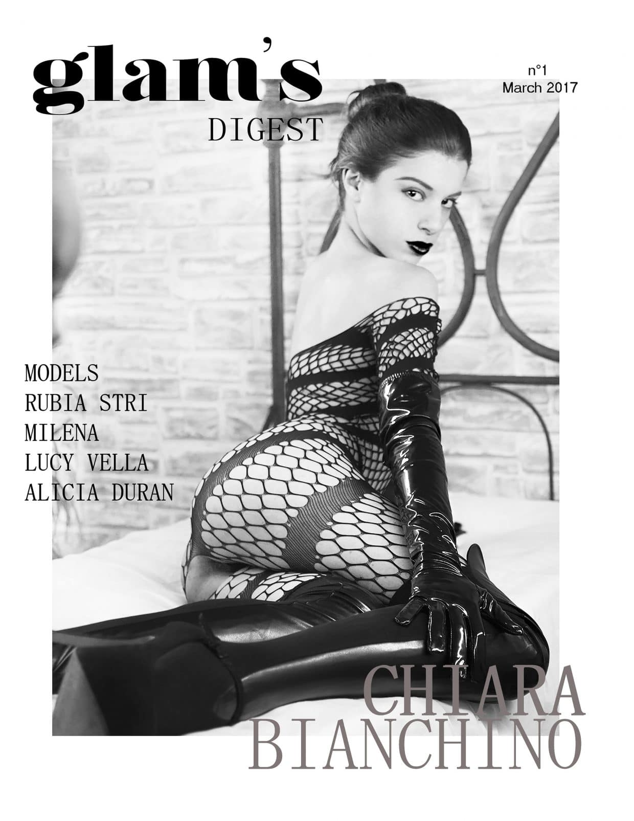 Glam's Digest #1
