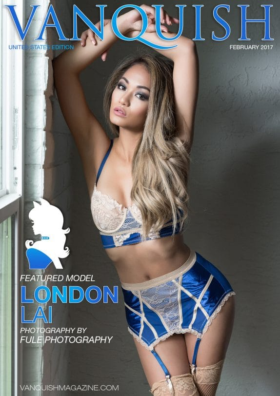 Vanquish Magazine – February 2017 – London Lai