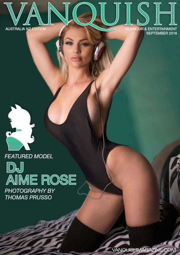 September 2016 - DJ Aime Rose 7