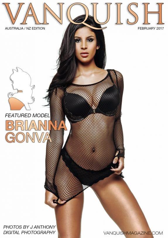 Vanquish Magazine – February 2017 – Brianna Gonva